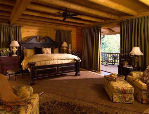 log home bedrooms log home master bedroom log cabin pinterest will