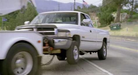 Imcdb Org 1995 Dodge Ram 2500 Club Cab Slt In Quot Bone Eater