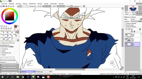 imagenes goku la doctrina egoista speedpaint goku doctrina egoista youtube