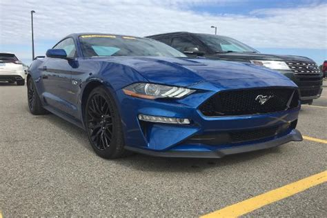 mustang 2018 horsepower 2018 ford mustang gt car and driver go4carz