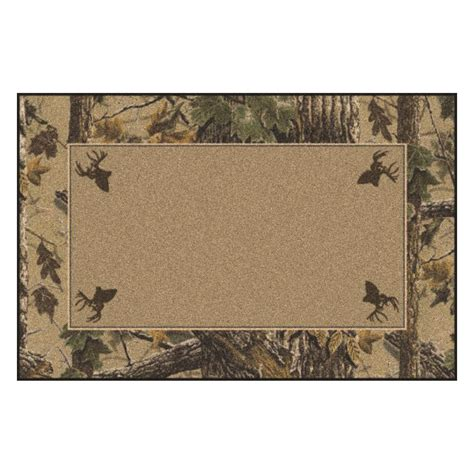 Camo Area Rug Milliken P 534711 C 74046 2 Realtree Camo With Solid Area Rug Multi Atg Stores
