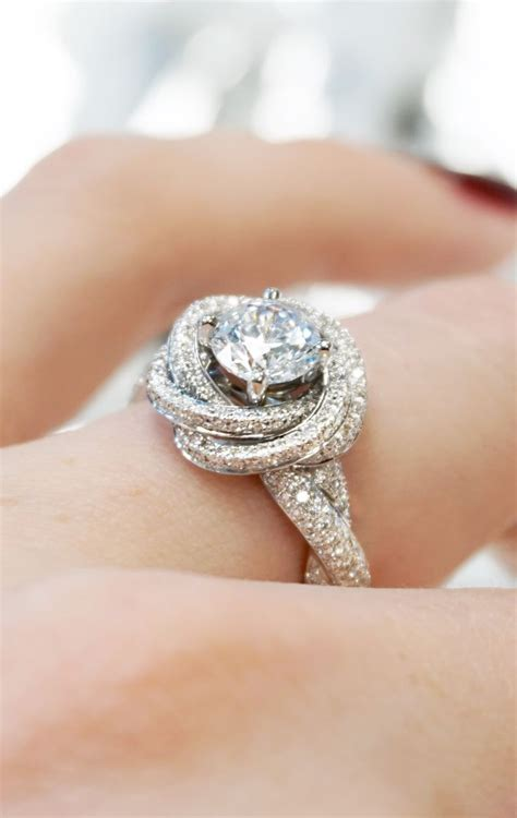 1000  ideas about Modern Wedding Rings on Pinterest