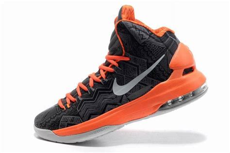 kevin durant 5 shoes high blue green orange fast shipping