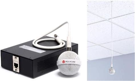 polycom ceiling microphone top 3 considerations for setting up small to mediu polycom community