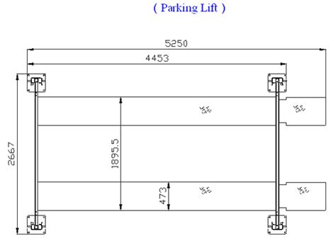 Table Locks Stack Parking Car Stacking Systems Stack Parking
