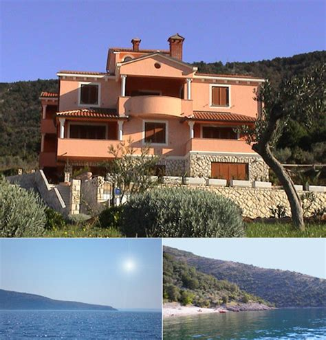 appartamenti cres croazia cherso appartamenti alloggio privato adriatico cherso