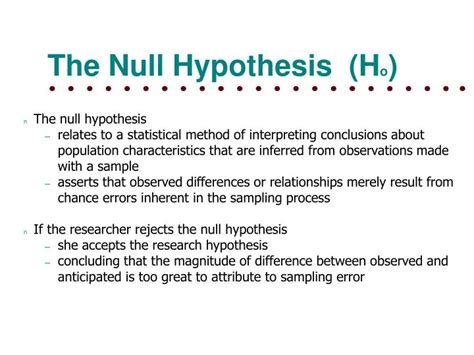 exle of null hypothesis ppt feasible powerpoint presentation id 5765332