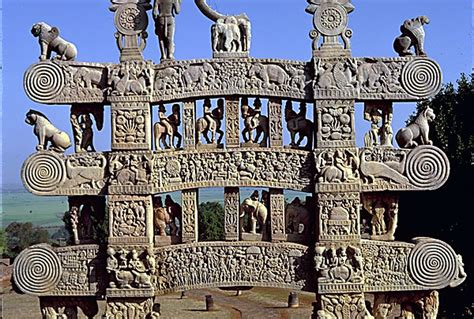 Sanchi Stupa Essay by South East And Southeast Asia Sgp Ap History