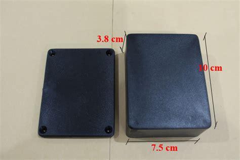 Kotak Kado Warna Hitam Pakai Sekat jual box plastik kotak plastik ukuran 10cm p x 7 5cm l x 3 8cm produkunik shop