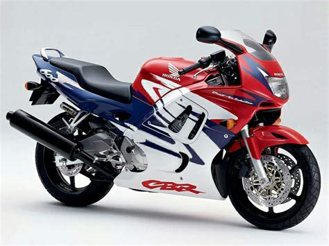honda cbr 600 f3 honda cbr 600 f f3 1995 1998 opinie motocyklist 243 w