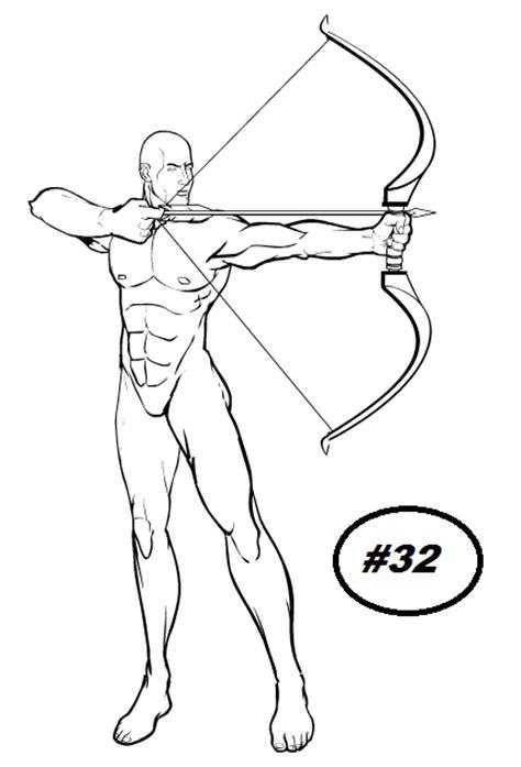 Topic: Archery | HeroMachine Character Portrait Creator