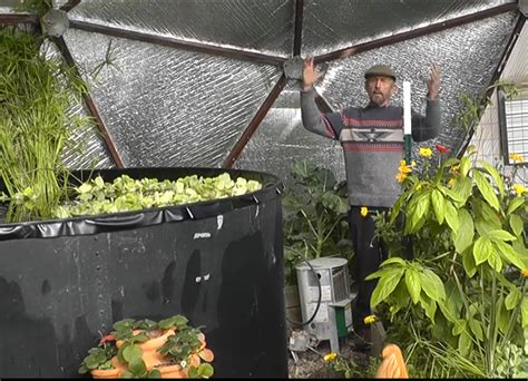 heater temperature in winter winter gardening in a growing dome no heat required