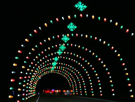 holiday festival of lights picture of james island