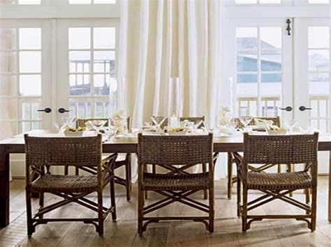 casual dining room furniture sets coastal dining room