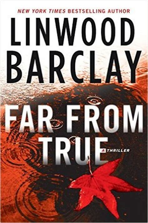 far from true by linwood barclay books books and more books
