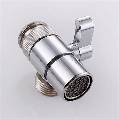 Kitchen Faucet Splitter Kes Brass Sink Valve Diverter Faucet Splitter For Kitchen Or Bathroom Sink Faucet Replacement