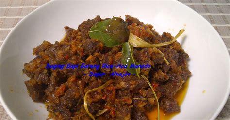 Minyak Goreng Hd resep masakan resep daging sapi goreng rica rica manado