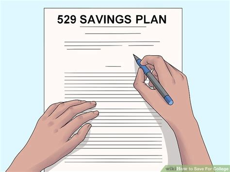 section 529 college savings plan 4 ways to save for college wikihow