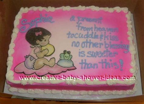 What To Write On Cake For Baby Shower by Amazing Baby Cakes Photos And Ideas