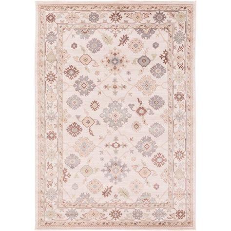hermes rug artistic weavers hermes ivory 2 ft 2 in x 3 ft indoor area rug s00151015942 the home depot