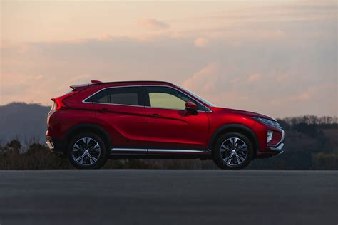 mitsubishi eclipse 2018 mitsubishi eclipse cross is not the eclipse you