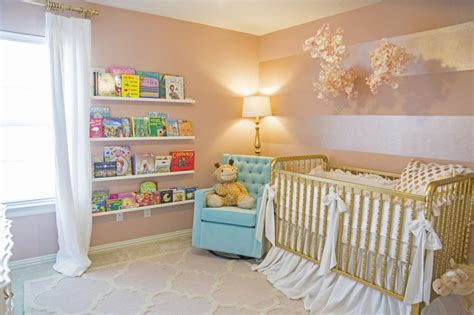 Gold Nursery Decor S Pink And Gold Nursery Project Nursery