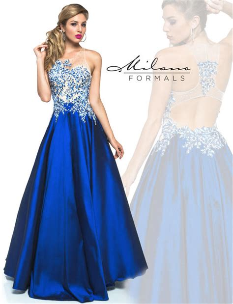 Milan Dress formals gowns prom dresses pageant dresses