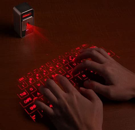 Proyektor Keyboard Laser Projection Keyboard Laser Keyboard