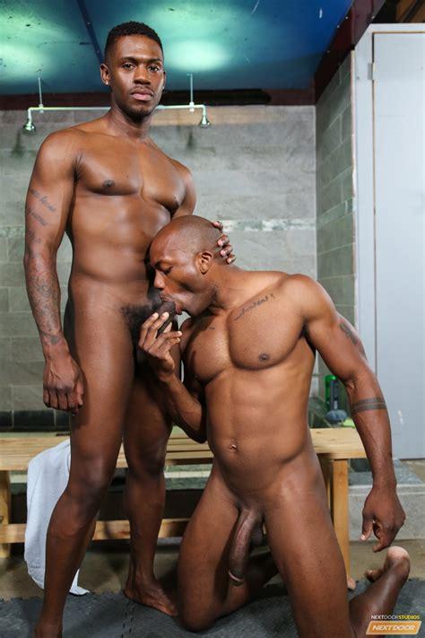 Gay black dick sex