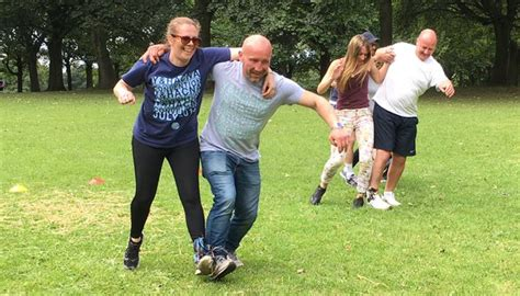 St Annes Leeds Detox by Leeds Recovery Community Holds A Sports Day Forward Leeds