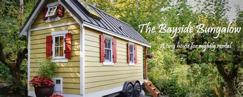 tiny house tour bayside bungalow the tiny life 43 best love these tiny houses images on pinterest