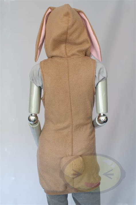 Bba3008 Dress Kostum Hoodie bunny dress hoodie new kigurumi costume ebay