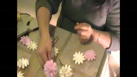 como aser centrovd meza d goma eva flores en goma eva como hacer un centro de mesa informal