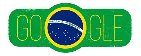 doodle independência do brasil brazil national day 2016