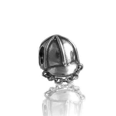 Pandora Refined Angry Charms 925 Sterling Silver P 767 pandora refined safety hat charms 925 sterling silver