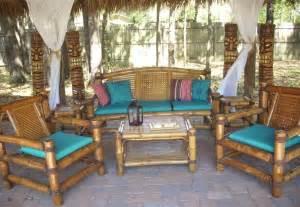 Tiki Hut Furniture Custom Built Tiki Huts Tiki Bars Nationwide Delivery