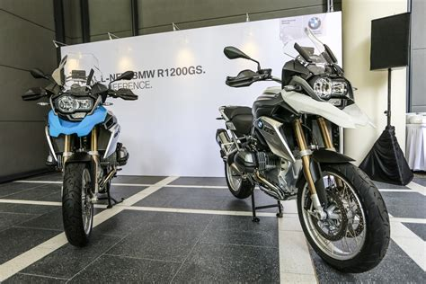 Bmw Motorrad Malaysia Facebook by Bmw Malaysia Unveil New R1200 Gs Bikes Republic