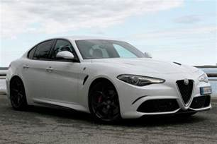 Alfa Romeo Gulia Alfa Romeo Giulia Quadrifoglio 2017 Review Automotive