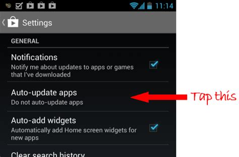 Play Store Settings Application Autoupdate How Do I Get Play Store To Stop