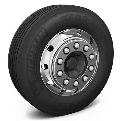 truck wheels truck wheel 3d model