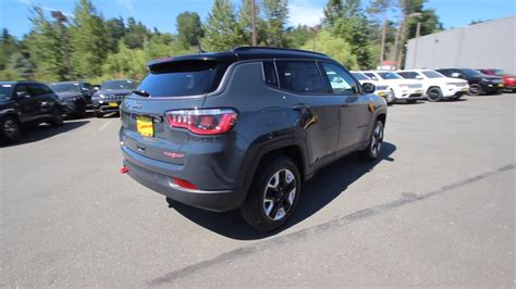 2017 Jeep Compass Trailhawk Rhino Clearcoat Ht668107