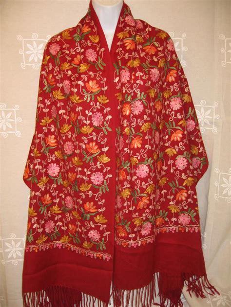 Pashmina Zara Motif wedding pashmina wool shawls utsavpedia scarf