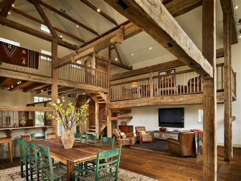 barn house interiors iden barn homes barn to home conversion pinterest