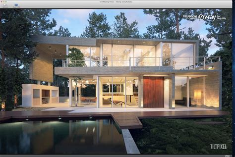 House Design Mac Os X chaos group ships new v ray 2 0 for sketchup architosh