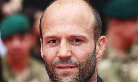 do bangs look better for balding hair jason statham is glad he s bald celebrity news showbiz