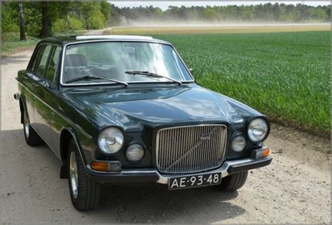 volvo 164 overdrive 1969 for sale classicdigest