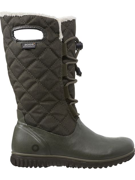 insulated waterproof boots s juno lace boots by bogs 174