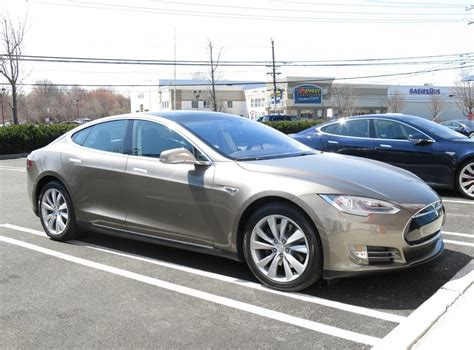 2015 Tesla Sedan Image 2015 Tesla Model S 70d Apr 2015 Photo David