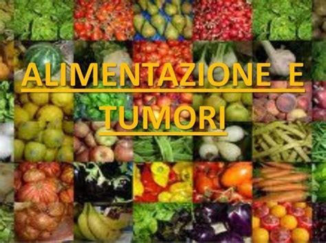 scorretta alimentazione prevenire i tumori grazie alla corretta alimentazione