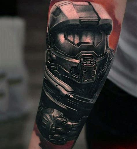 100 video game tattoos for men gamer ink designs